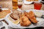 Walleye Dinner